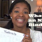 WHAT'S IN A NURSE PRACTITIONERS BINDER!