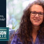 Meet Reb Huggins, Certified Nurse-Midwife at The Oregon Clinic